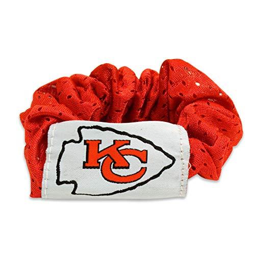 Littlearth NFL Arizona Kardinals Haarband, Kansas City Chiefs Sox-logo Mini
