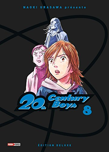 20th Century Boys Edition Deluxe Tome 8