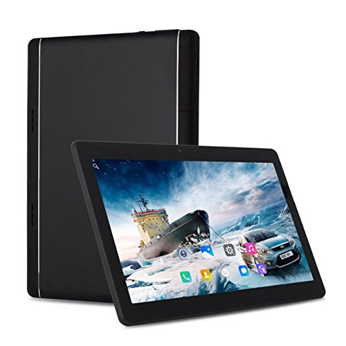 """FGUL Tablets 10\""""Zoll Quad-Core-Android 6.0 WiFi-Dual-Phablet-Tablet-PC 1 + 16G 1,2 GHz"""