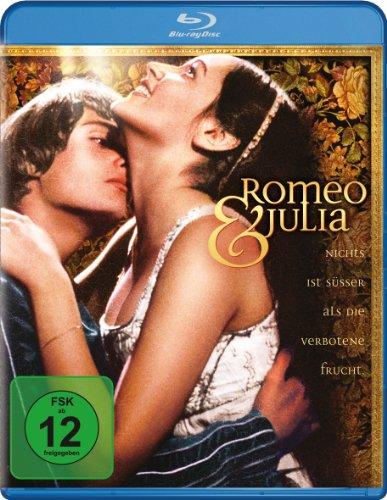 Romeo & Julia [Blu-ray]
