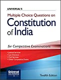 Multiple Choice Questions on Constitution of India for Competitive Examinations