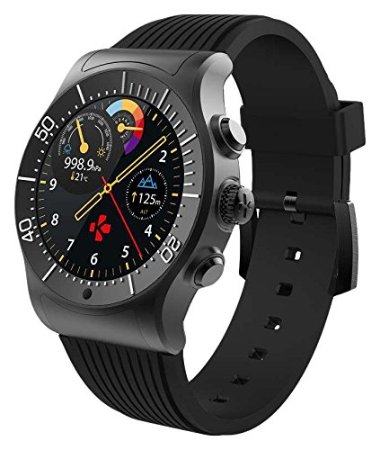 MyKronoz KRZESPORT - BLACK/BLACK Smartwatch
