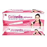 Getnews Advance One Step Pregnancy Testing Kit HcG - MidStream (Pack of 5)