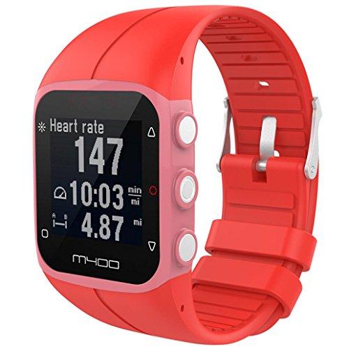 Para reloj polar m400 correas colores bandas reemplazo