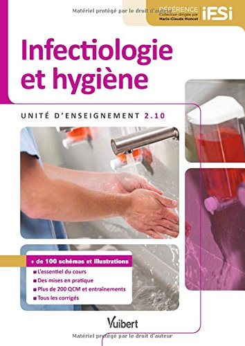 Diplôme d'État Infirmier - DEI - UE 2.10 - Infectiologie et hygiène - Semestre 1
