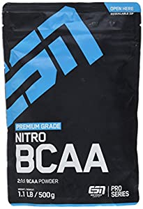 ESN Nitro BCAA Powder Pro Series, Raspberry Ice-Tea, 500g Beutel