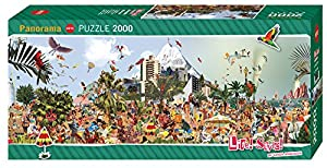 Heye 29824 At The Beach - Puzzle panorámico