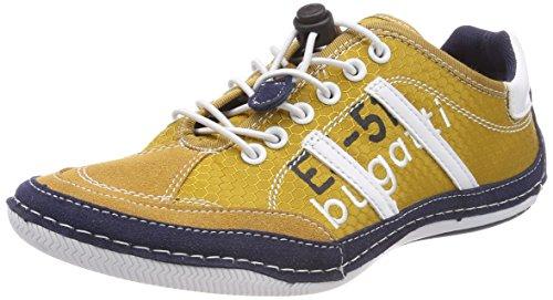 Bugatti 321480066900, Baskets Basses Athlétiques Pour Homme (jaune)