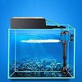 BlackPJenny Pompa sommergibile 3 in 1 Kit di Sistema di ossigenazione in Ciclo di filtrazione dell'acquario con Pompa d'Aria e Base di aspirazione Flusso di Spruzzi d'Acqua Muto