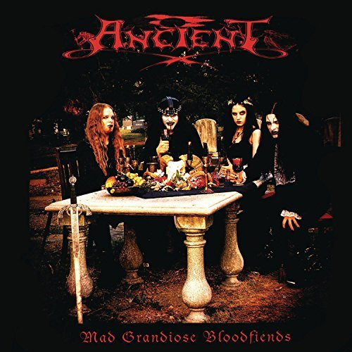 MAD GRANDOISE BLOOD FIENDS by ANCIENT (1997-11-05)