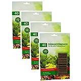 COM-FOUR®, bastoncini fertilizzanti per piante (confezione da 160)