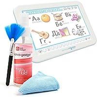 DURAGADGET Kit para Limpiar La Pantalla De Tablet Educa Touch - Érase una Vez | Aprendo