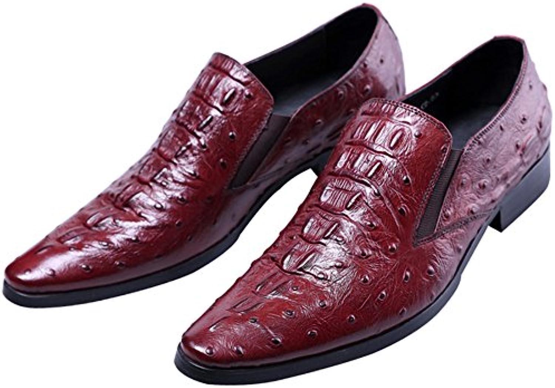 MYXUA Abiti Da Uomo Business In Pelle Scarpe Da Lavoro Scarpe Da Derby Scarpe Da Lavoro | Vari I Tipi E Gli Stili  | Sig/Sig Ra Scarpa