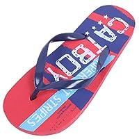 Red/Navy Blue Flip-Flops for Boys Catboy PJMASKS