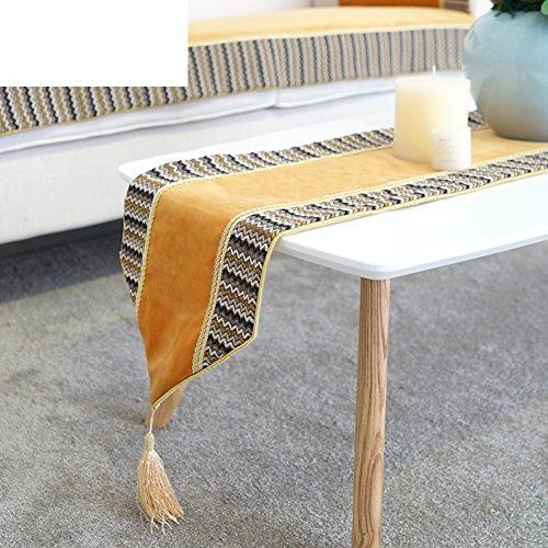 Simple,moderne tischläufer/exquisit,mode,mosaik-tisch-flagge/bett-runner/tischläufer-A 30x200cm(12x79inch)