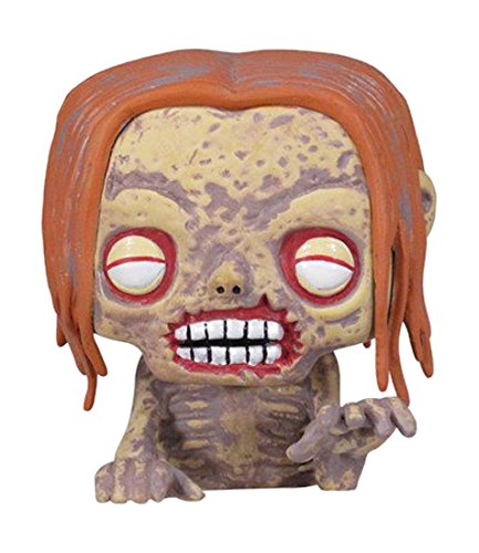 Funko Pop! TV: The Walking Dead - Bicycle Girl Zombie Collectible figure The Walking Dead - figuras de acción y de colección (Collectible figure, Movie & TV series, The Walking Dead,, Vinilo, Caja)