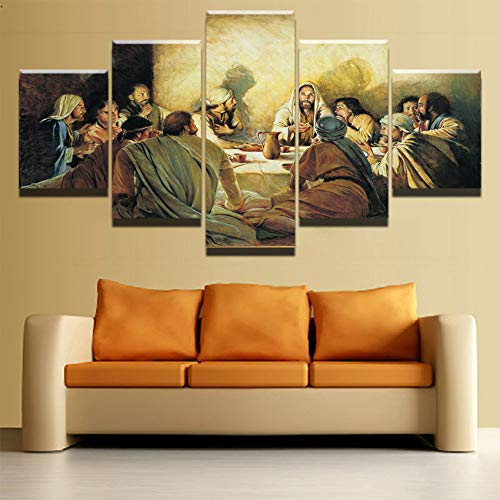 Foagge Arte Pared Pintura Lona Home Decor