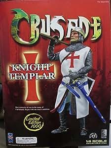 Ignite Toys - Figurine 1/6 Crusade Knight Templar 30 cm