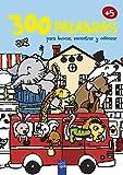 300 palabras para buscar, encontrar y colorear +5. Transportes
