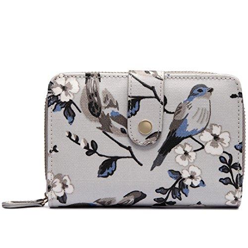 Miss Lulu, Borsa a tracolla donna Taglia unica 1580 Bird Purse