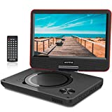 Best Portable Blu-ray Players - 9.5 Inch Portable DVD Player for Kids Review