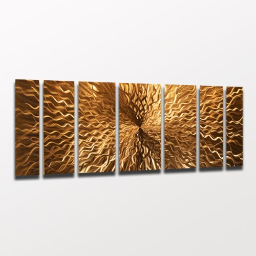 rhythmic-energy-copper-modern-contemporary-abstract-metal-wall-sculpture-art-work-painting-home-deco