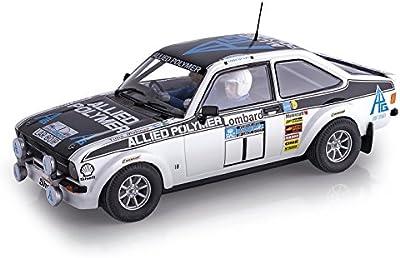 Scalextric - Ford Scort MK2 Makinen-Liddon, coche de juguete (A10222S300)
