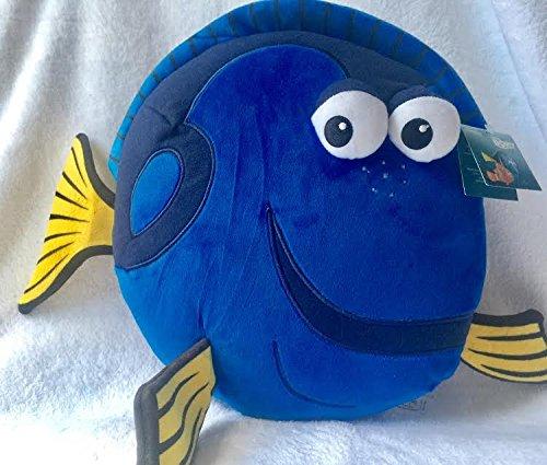 Authentic Disney Store - Finden Nemo Soft Plüsch, Dory Gesicht Kissen Kissen