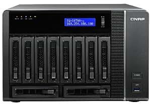 10 Bay SATA III NAS Desktop inc Dual Core CPU, USB 3.0 + More - Qnap TS-879 Pro