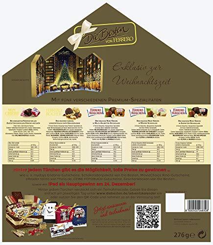 Calendario Avvento Ferrero.Ferrero Selezione Calendario Dellavvento 276g 3665