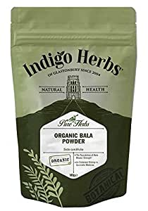 Organic Bala (Sida Cordifolia) Powder - 100g (Certified Organic)