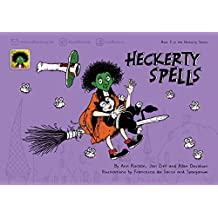 Heckerty Spells: A Funny Family Storybook for Learning to Read English (English Edition)