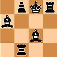 4x4 Solo Mini Chess Brain Teaser Puzzle Games