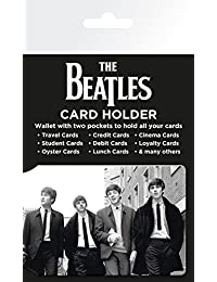 GB eye the Beatles In London Card Holder