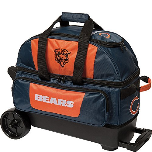 kr-strikeforce-bowling-nfl-double-roller-bowling-bag-chicago-bears-by-kr