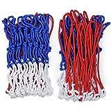 Raisco R706A Silky Basketball Net, Pack of 2 (Multicolour)