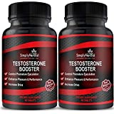 [Sponsored Products]Simply Herbal Testosterone Booster For Men And Muscle Booster Supplement With Ashwagandha, Safed Musli, Shilajit...