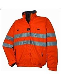 49d44f44b1af Helly Hansen Motala Reversible Jacket 73256 Reversible Waist Hi-Vis High  Visibility Jacket
