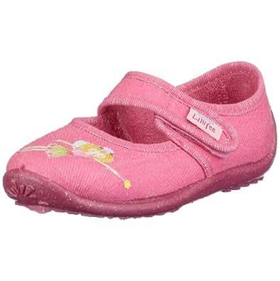 Prinzessin Lillifee Inge 230071, Mädchen, Hausschuhe, Pink  (pink 43), EU 35
