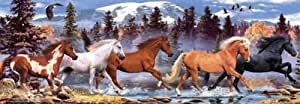 Anatolian/perre Group - Ana.3115 - Puzzle Classique - Running Horses - 1000 Pièces