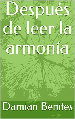 Después de leer la armonía eBook: Damian Benites: Amazon.es: Tienda Kindle