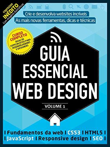 Guia Essencial Web Design Vol. 1 (Portuguese Edition) por On Line Editora