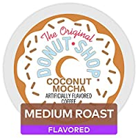 024 Count : The Original Donut Shop Coconut Mocha Coffee, 24 Count