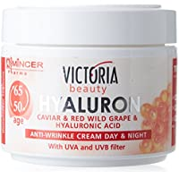 Hyaluron, Caviar & Red-Grape Anti-Wrinkle Lifting Day & Night Cream