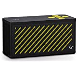 KitSound Tilt Bluetooth Speaker with NFC One-Touch Pairing for iPhone,Samsung and Android devices- Black