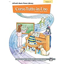 Alfred's Basic All-In-One Course, Bk 3: Italian Language Edition (Alfred's Basic Piano Library)