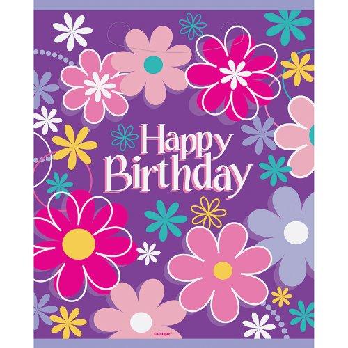 Geburtstag Blossom Partytüten, (Geburtstag Dekorationen Hause Zu Ideen)