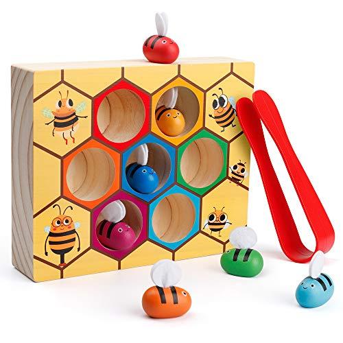 Coogam Juguete niños pequeños habilidades motoras