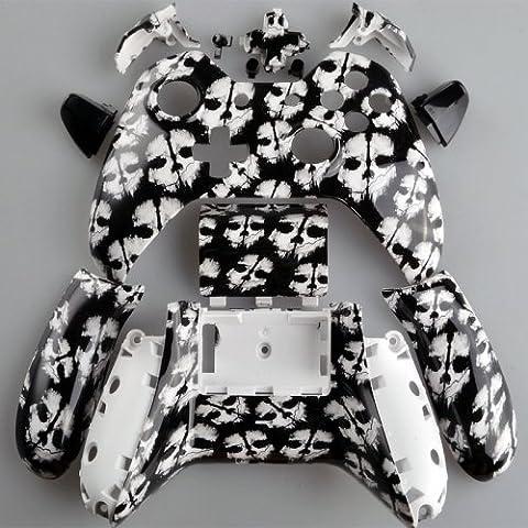 Gehäuse passend für Xbox One® wireless Controller - White Ghosts