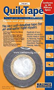 Repair Tape Self Bonding Silicone Extreme Performance Quik Tape By Kalimex